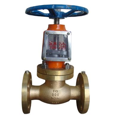 铜美标氧气阀 JY41W-300LB