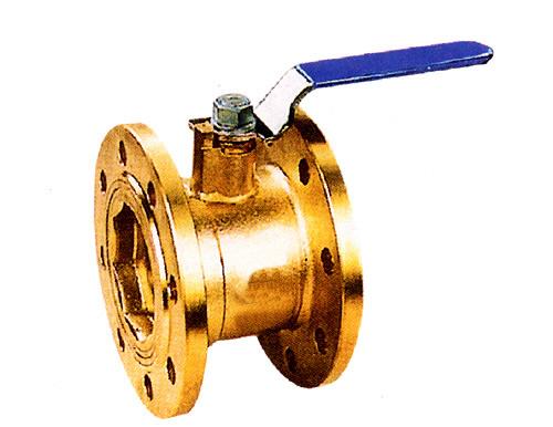 Q41F-16-25T黄铜法兰球阀